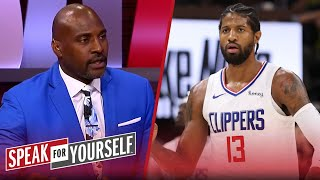 Clippers will close series with Playoff P & compromised Jazz team — Wiley | NBA | SPEAK FOR YOURSELF