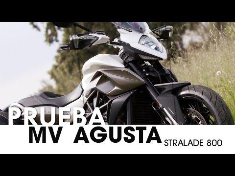 MV Agusta Stradale 800 - español - 2015 - videoprueba
