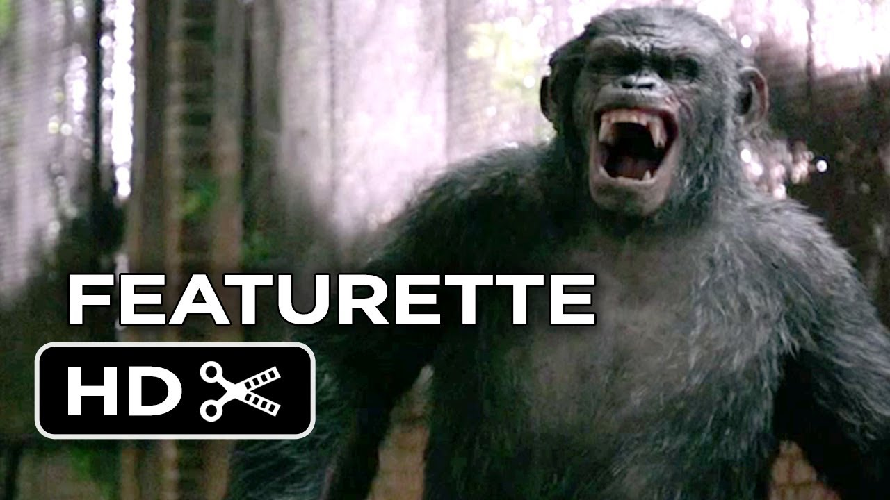 Dawn Of The Planet Of The Apes Featurette - Koba Kills ...