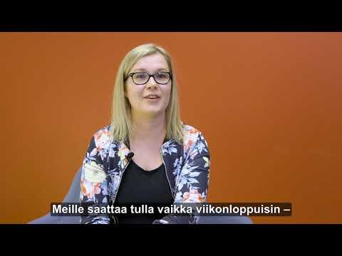 Tamro Jonna Niemi työn merkitys tekstitetty