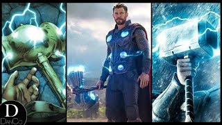 Mjolnir VS Stormbreaker - Which Is More Powerful?