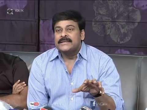 Chiranjeevi-Talk-About-Kanche-Movie