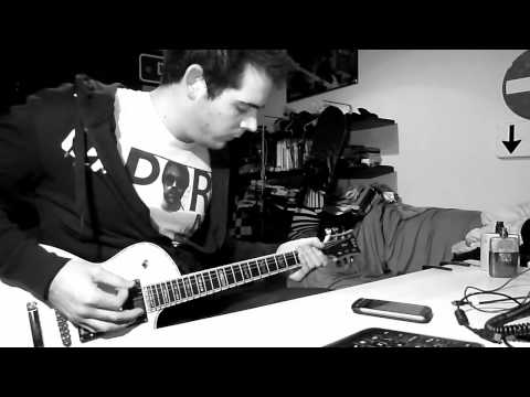 Papa Roach - One Track Mind [Guitar Cover]