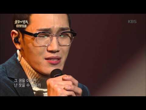 [Kbs world] 불후의명곡 - 김필, god ´길´ 열창 ´감동 가득´.20151212