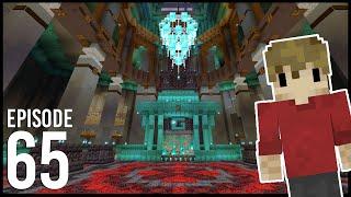 Hermitcraft 7: Episode 65 - THE DIAMOND CHANDELIER