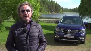 NUOVO RENAULT KOLEOS ALLA PROVA NELLA FORESTA FINLANDESE