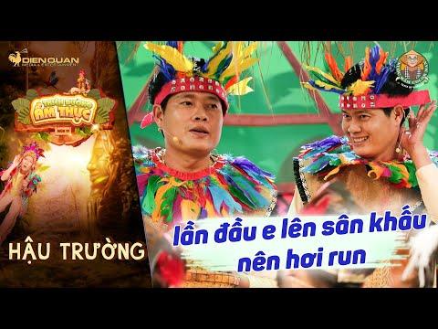 Thiên Đường Ẩm Thực 6 | Hậu trường Tập 1: Khương Dừa hồi hộp khi lần đầu lên sân khấu bán sầu riêng
