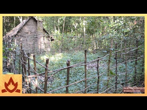 Primitive Technology: Sweet potato patch Poster