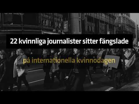 Ökat våld mot kvinnliga journalister