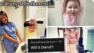 r/Cursedcomments | do not click this video