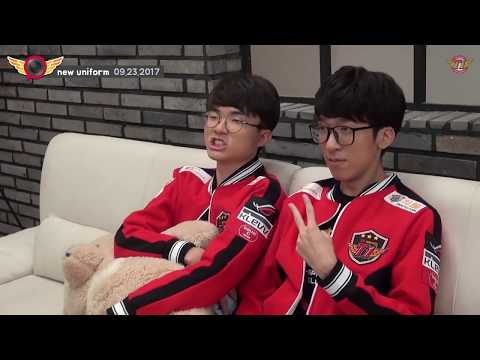 EP47. Revealing the scene of SKT T1's photoshoot of their new uniform![T1 CAMERA]