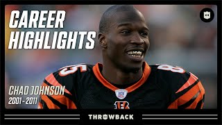 "Chad ""Ochocinco"" Johnson's Can't Cover Me Career Highlights 