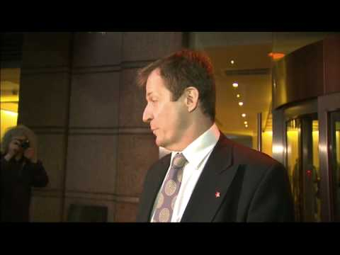 Alastair Campbell reacts to Brown resignation