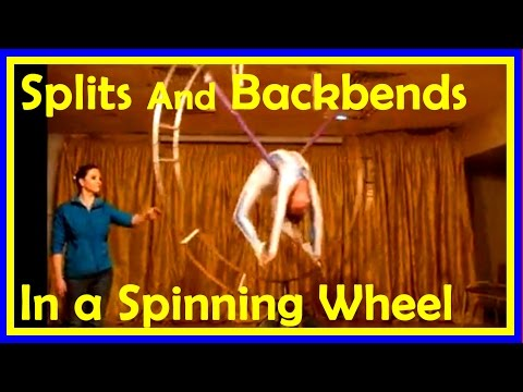 Brilliant  Ascending Stars  Present  Awesome  Training Routine  Like Contortion Performance