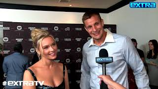 Rob Gronkowski Talks Tom Brady's 'Options' as Free Agent