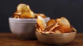 Oprah Winfrey's Truffled Potato Chips