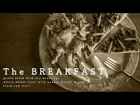[No music] How to make breakfast #1