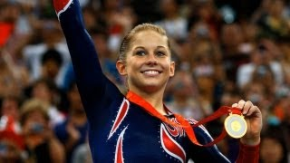Shawn Johnson's Gold Medal Moment: 2008 Beijing Olympic Games
