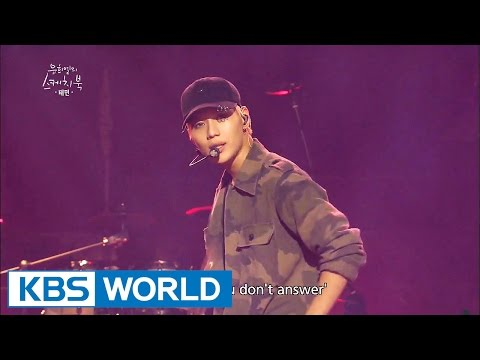 TAEMIN (태민) - Press Your Number [Yu Huiyeol's Sketchbook]
