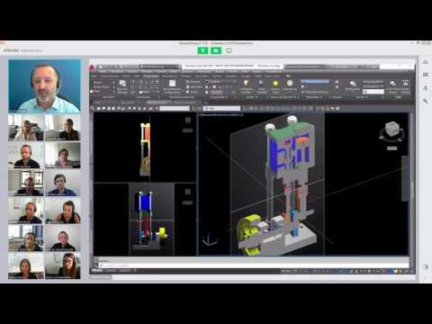 alfaview® - Lippensynchroner CAD-Videounterricht