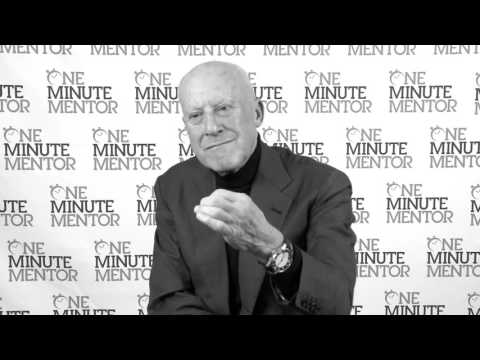 Hearst One Minute Mentor: Norman Foster on Agility