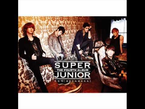 Super Junior - 나쁜 여자 (Boom Boom)