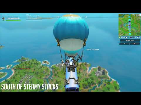 Fortnite EGO Outpost Locations: Where To Visit 5 Different EGO Outposts