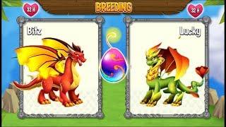 NEW BREEDING: New Flame Dragon & New Nature Dragon | DRAGON CITY