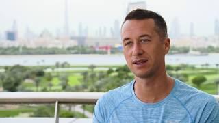 Kohlschreiber Ready for Dubai Tennis 2018