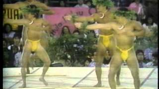 Men of Waimapuna 1986 Merrie Monach Winner