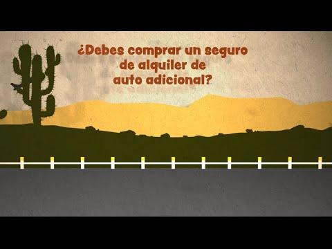¿Debes comprar un seguro de alquiler de auto adicional?   Allstate en Español
