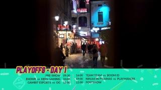 The Bucharest Minor Day 2 - Part 2 Vod