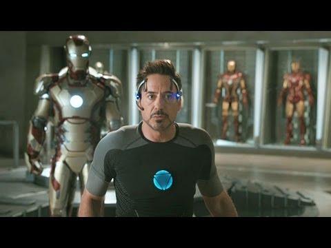 'Iron Man 3' Trailer HD