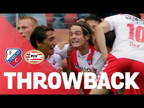 THROWBACK | FC Utrecht - PSV (2012/2013)