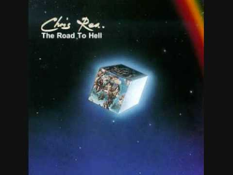 Chris Rea- The road to hell Lyrics