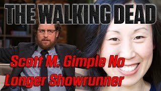 The Walking Dead: Scott. M Gimple Out & Angela Kang In