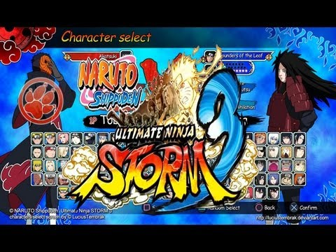 It seems like the playable characters roster is missing some reincarnated characters: all but one of the Seven Ninja Swordsmen of the Mist, the Gold and Silver Brothers Kinkaku & Ginkaku, as well as the four Edo Kages. Here's an awesome characters trailer for Naruto Shippuden Ultimate Ninja Storm 3!