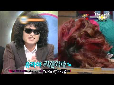 [中字] 121119 Girl's Day Beatles Code 隱藏攝影機 cut