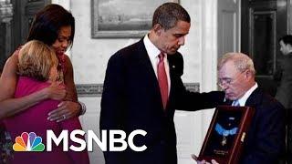 Eric Holder On President Trump Gold Star Family Remark: Stop The Damn Lying | The 11th Hour | MSNBC