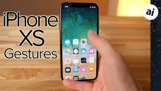 All iPhone XS Gestures in under 5 minutes!