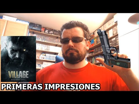 RESIDENT EVIL 8 VILLAGE (PC / PS4 / PS5 / Xbox One / Series X) - Primeras Impresiones