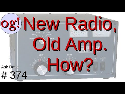 How to Connect a Modern Radio to a Legacy Tube Amp (#374)