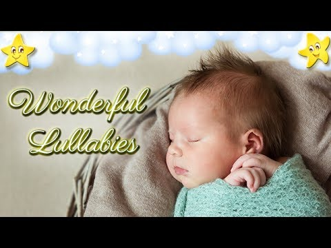 Soft Relaxing Baby Sleep Music ♥♥♥ Best Bedtime Lullabies For Toddlers ♫♫♫ Good Night Sweet Dreams