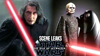 INSANE The Rise Of Skywalker Scene Leaks Revealed! (Star Wars Episode 9)