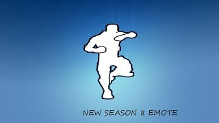 "FORTNITE SEASON 8 ""SCENARIO"" EMOTE *WITH SEASON 8 SKINS*"