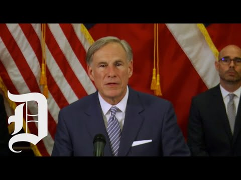 Governor announces plans to reopen Texas, but schools to remain closed for rest of school year