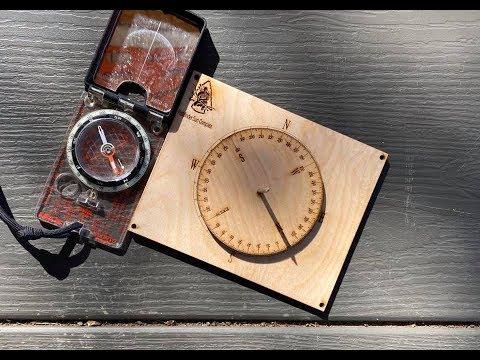 Sun Compass Training Kit