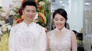 Phóng sự ăn hỏi Trọng Hưng & Hà My