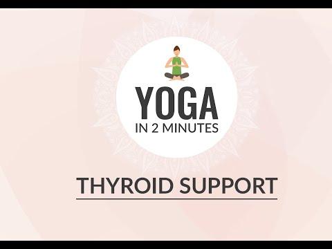 Yoga Thyroid Support
