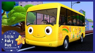 Wheels On The Bus + More! | Little Baby Boogie | LBB | Baby Songs